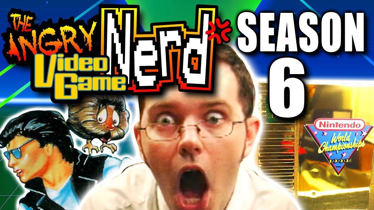 Angry Video Game Nerd - Season 7 (AVGN Full Season Seven ...